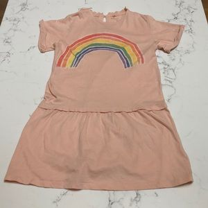 Stella McCartney Kids Rainbow Dress